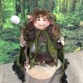 Widorgad - die Hüterin des Waldes, ca. 27 cm gross