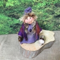 Elsa - die Frohmütige, ca. 17 cm gross, 65 Euro